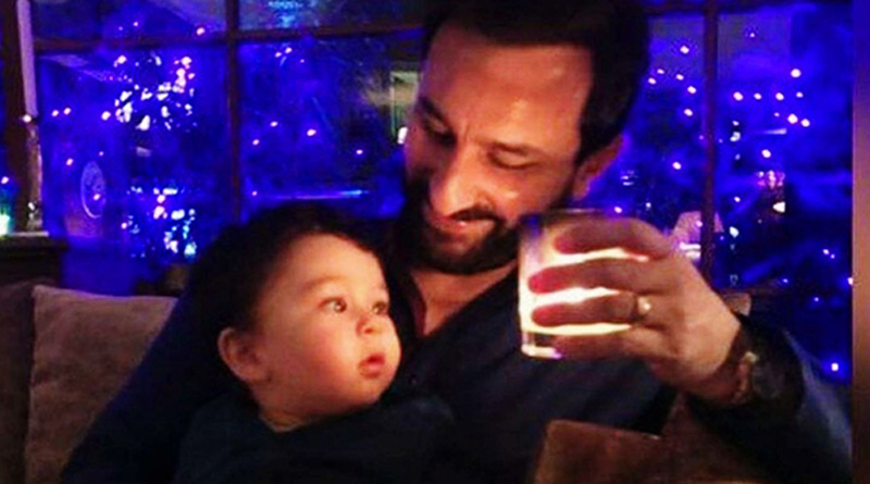Taimur Ali Khan gets his Children's Day gift from daddy Saif Ali Khan