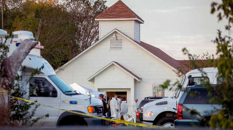 26 killed in Texas's worst mass shooting