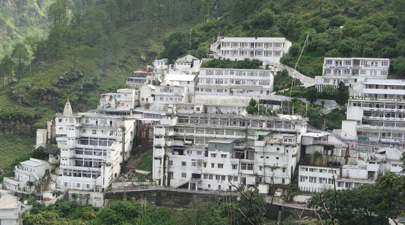 NGT limits pilgrims at Vaishno Devi at 50,000 per day