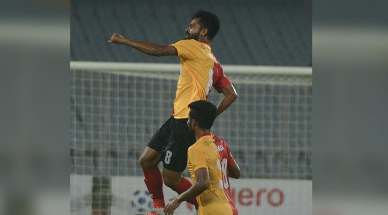 I-League: East Bengal beats Gokulam FC