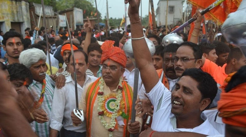 No arms rally on Ram Navami in West Bengal: VHP