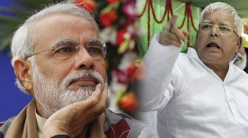 'PM allowed Pak ISI to picnic at Pathankot airbase', tweets Lalu