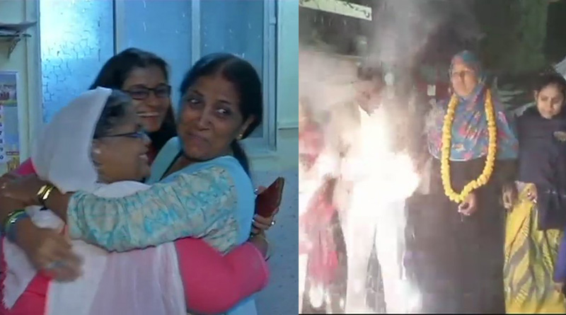 Muslim women celebrate as LS clears Triple talaq bill