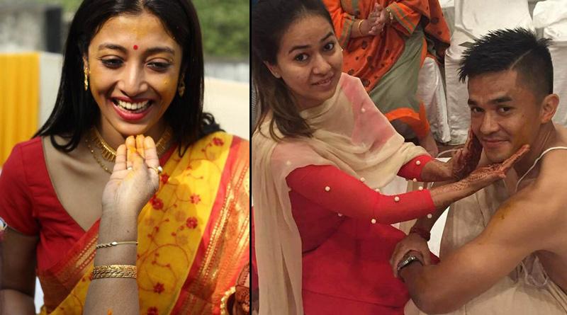Paoli Dam-Arjun Deb and Sunil Chhetri-Sonam Bhattacharya to tie knot today eve