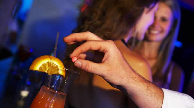 Women can be target of date rape drug in New Year parties