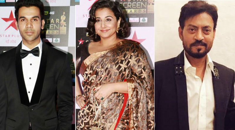 Star Screen Awards 2017: Vidya, Rajkummar, Irrfan stills the show