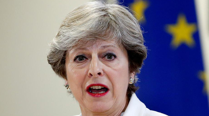 Plot to kill British PM Theresa May foiled: Reports
