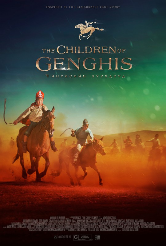 The Children of Genghis (Feature Film)
