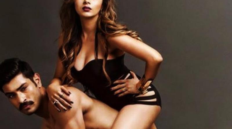 Tina Dutta goes bold with model Ankit Bhatia