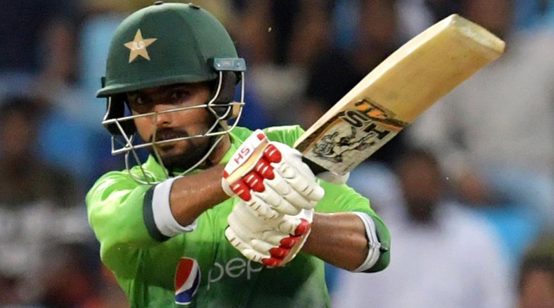 Babar Azam hits 26-ball hundred in T10 charity match