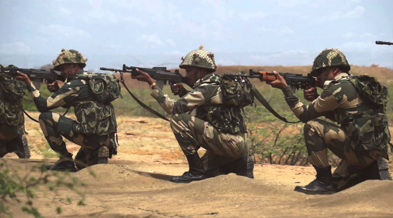 Border Security Force (BSF) celebrates its formation day on December 1