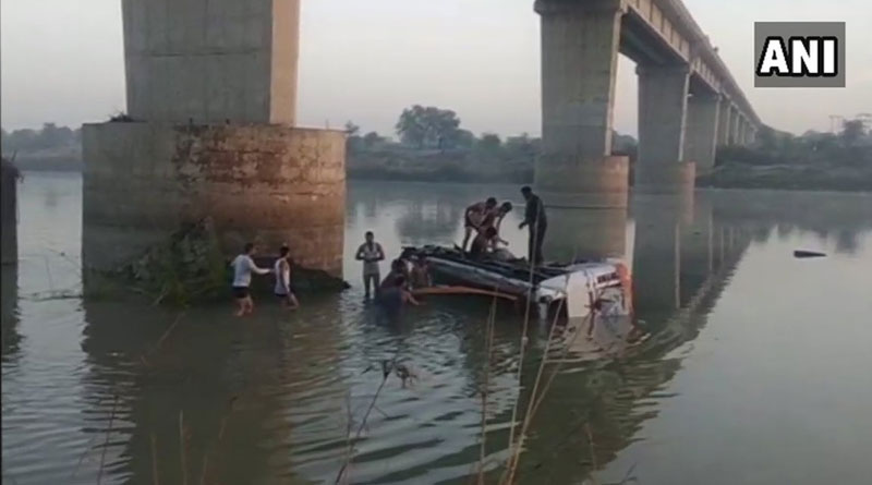 Rajasthan: Bus plunges into river, over 26 killed