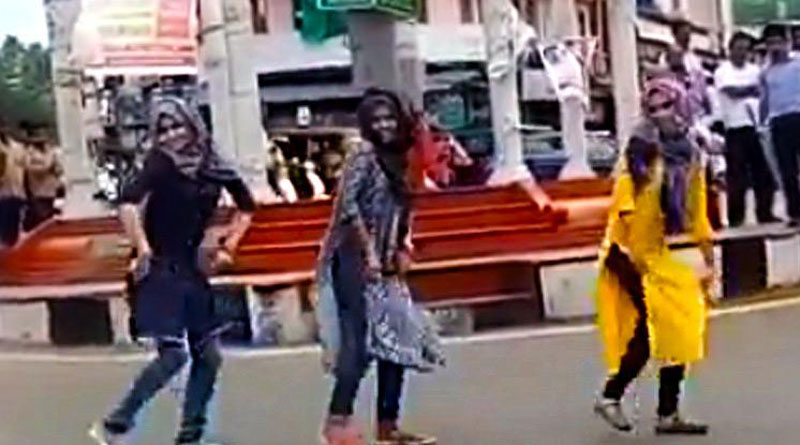 Kerala: Burqa-clad Muslim girls dance in flash mob, get trolled in social media
