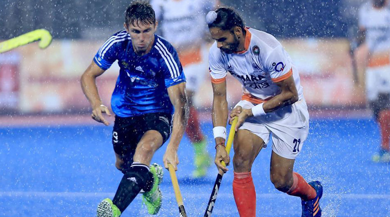 Hockey World League Final 2017: India lose 1-0 to Argentina