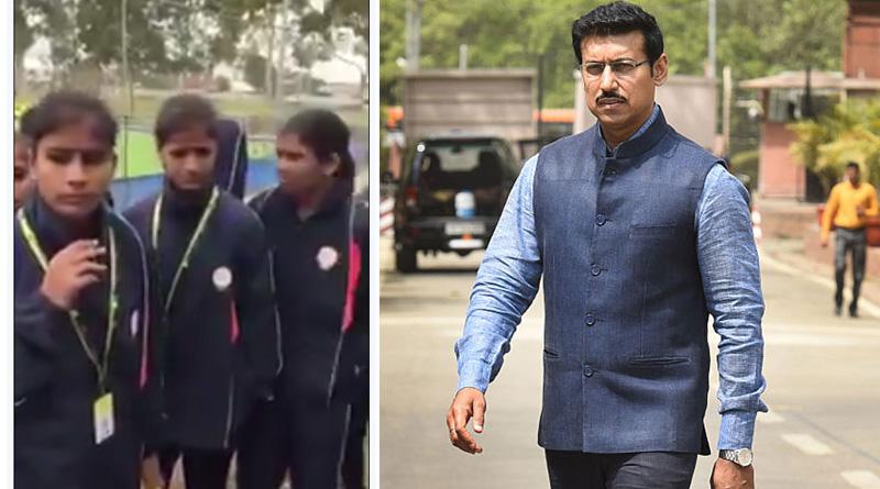 Watch: Indian women's hockey team left in tears in Australia
