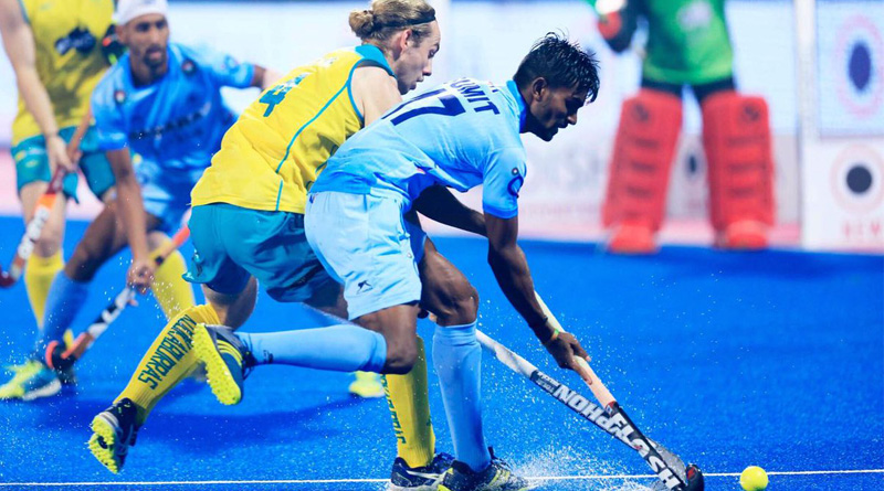 Hockey World League Final: India-Australia match ends with a draw
