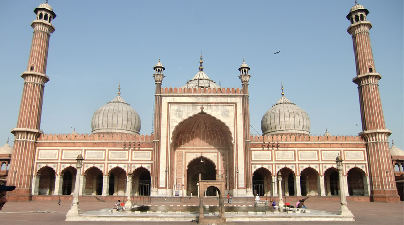 Jama Masjid to shut down due to deteriorating Corona situation in Delhi