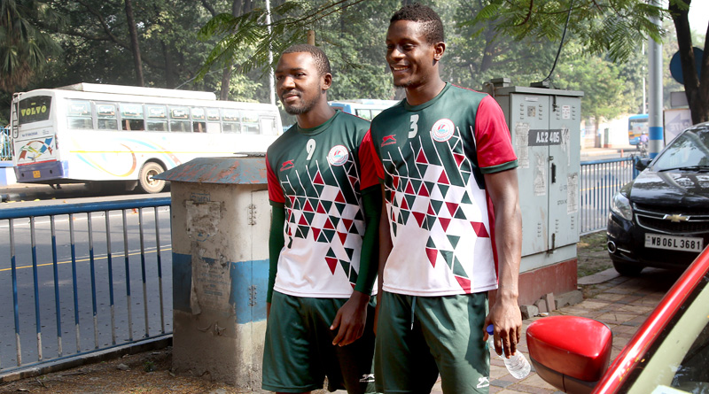 Mohun Bagan vs Charchill Brothers match is called for Cristmas
