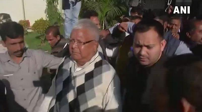 Fodder scam verdict: Lalu Prasad convicted by CBI court