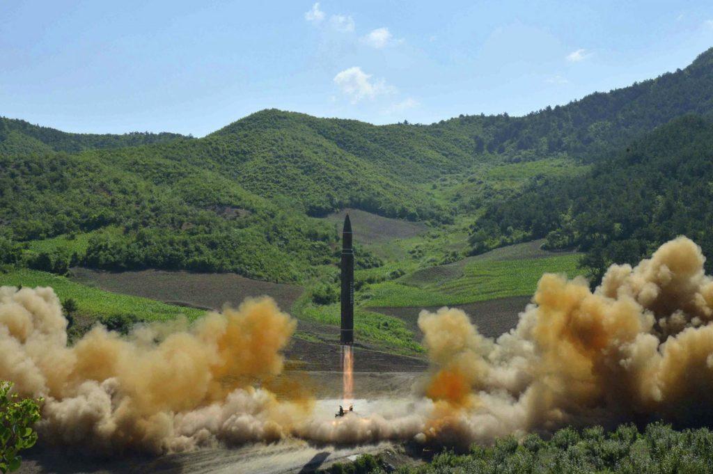 missile korea