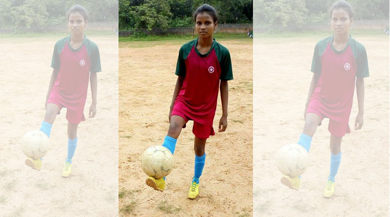 This teenage girl form Purulia is going to Colombo To attend international conference