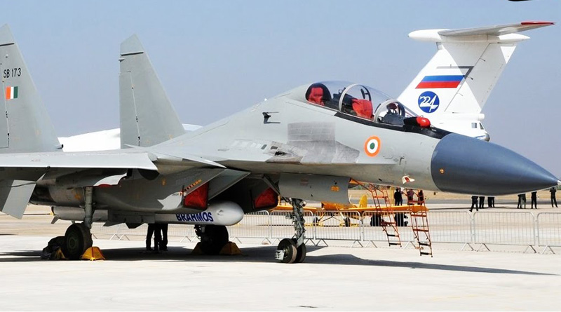 Indian Air Force begins to integrate Brahmos on 40 Sukhoi fighter jets