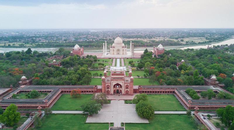 Taj Mahal 2nd Best UNESCO World Heritage Site