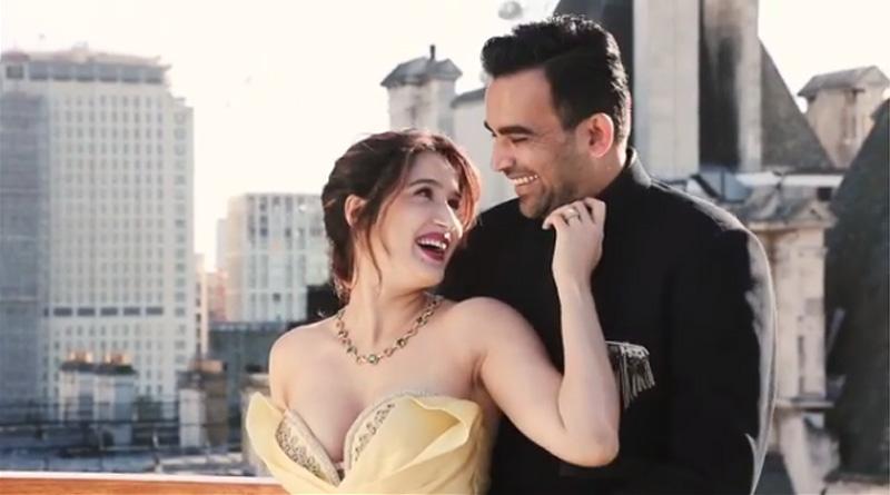 Zaheer Khan, Sagarika Ghatge to become parents as couple expecting first child: Report   Sangbad Pratidin