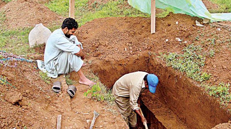 Bengaluru gravediggers not paid for 8 years
