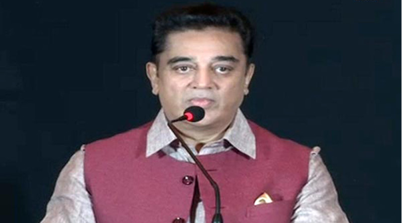 Kamal Haasan enters Tamil politics, to announce party name