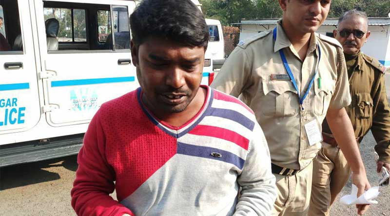 Kerala bound passenger with pistol held in Kolkata airport