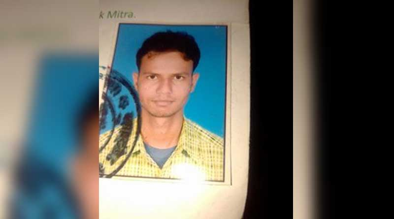 A resident of Bankura died unnatural death in Odisha's Rawolkella