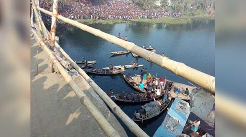 Bus falls into river in Murshidabad, several feared dead