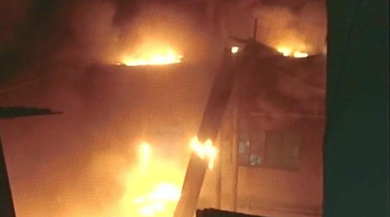 Make controversy over fire in Delhi factory