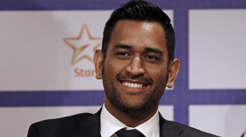 MSDhoni will be launching another cricket Academy in Singapore