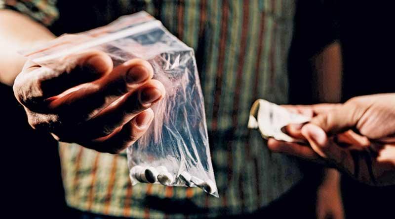 Drug peddler files IT return, lands in jail
