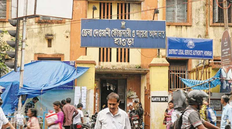 A youth tried to commit suicide at Howrah court