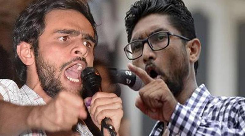 Complaint filed against Jignesh Mevani, Umar Khalid for inciting hate