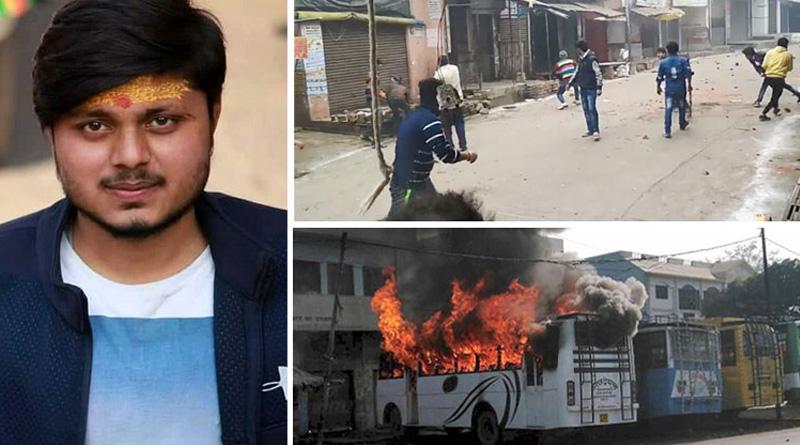 As Centre Seeks Report On Kasganj Violence