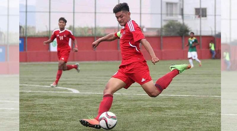 Replacing Sony Norde Nepalese Prodigy Bimal Gharti Magar Now in MohunBagan