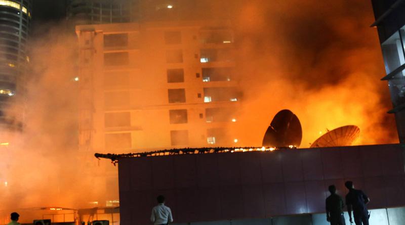 'Hookah amber caused Kamala Mills fire'