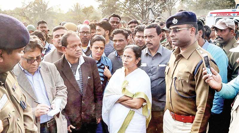Daulatabad Bus accident toll reaches 43, Mamata Banerjee slams oppn