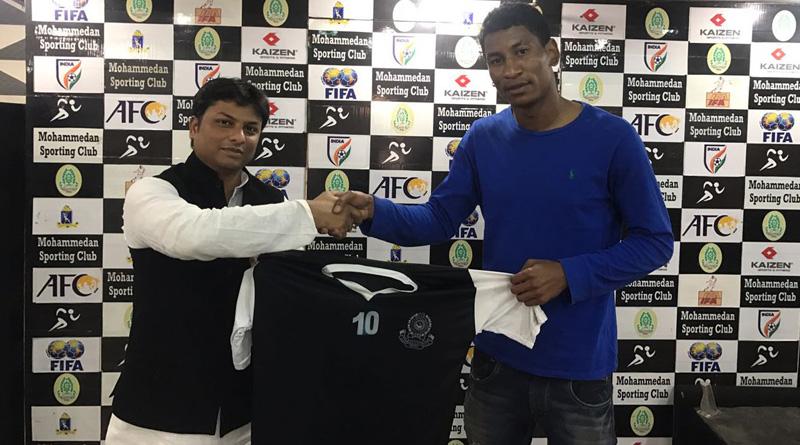 former East Bengal forward Willis Plaza joins Mohammedan SC