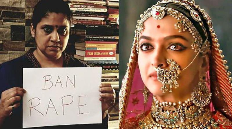 Not Padmaavat, ban rape: Renuka Shahane slams Karni Sena