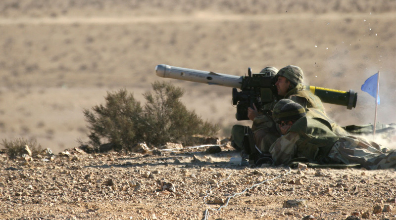India Cancels Multi Million Dollar Deal with Israeli for Anti-Tank Missiles