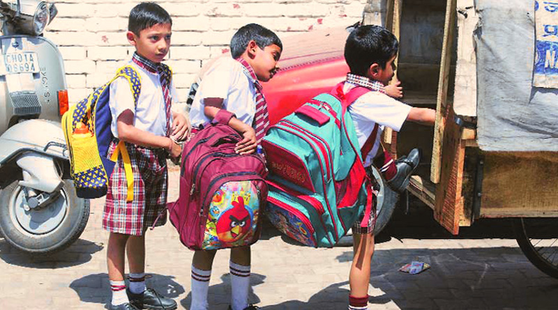 WB Govt asks Syllabus committee to reduce the load of books