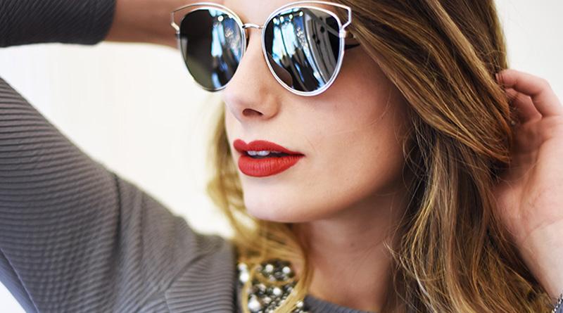 Wear sunglasses in winter, Read why