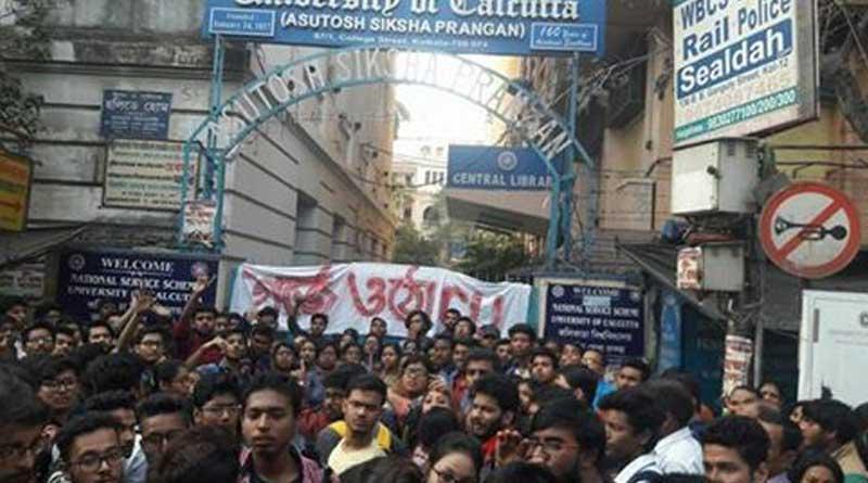 Student agitation jolts University of Calcutta