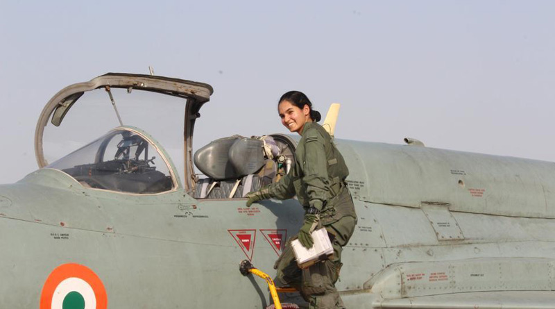 Avani becomes first-ever Indian woman to fly MiG-21 solo