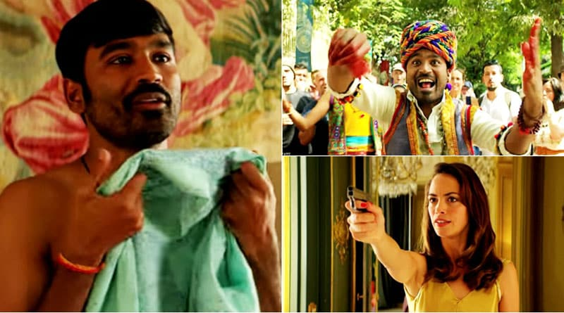 Dhanush to enter Hollywood arena with this 'Extraordinary' trailer